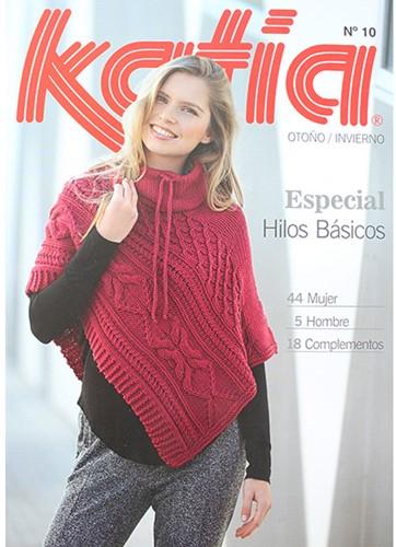 Katia No.10 2015 Basics