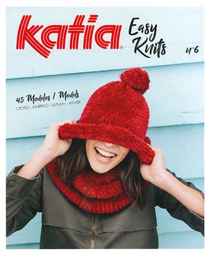 Katia No.6 2017 Easy Knits