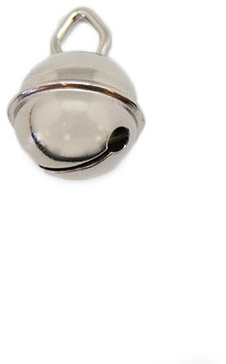 Cat Bell 15 mm Silver