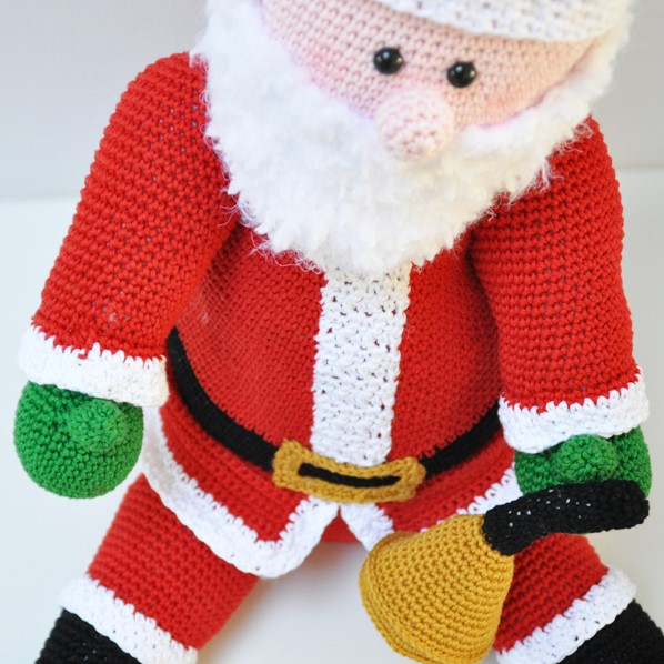 Santa Knit Kit Knit /& Crochet Essential Tools Travel Kit Fiber Art