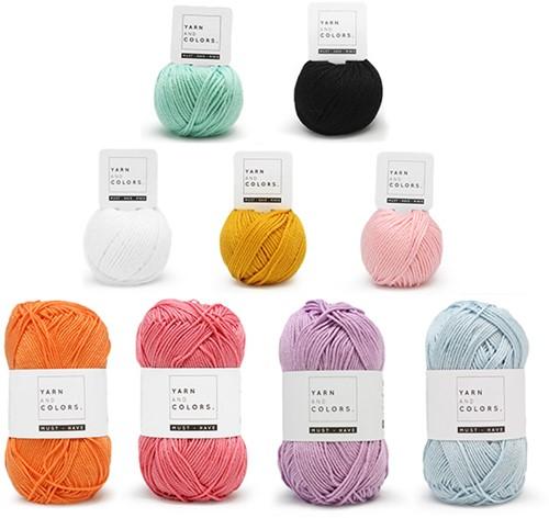 Funky Bird Crochet Kit 2