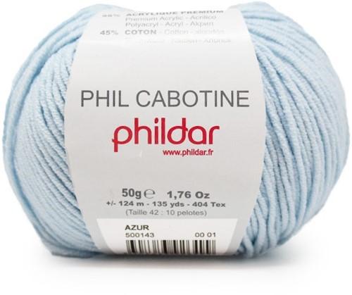 Cabotine Popcorn Baby Blanket Crochet Kit 4
