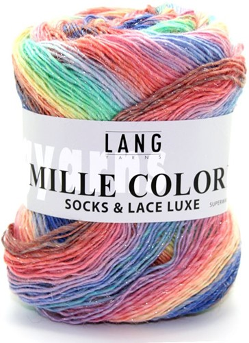 Mille Summer Shawl Crochet Kit 56