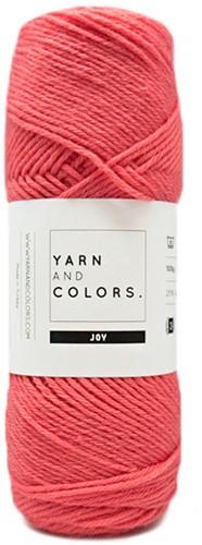Catching Butterflies Cardigan Crochet Kit 4 M/L Pink Sand