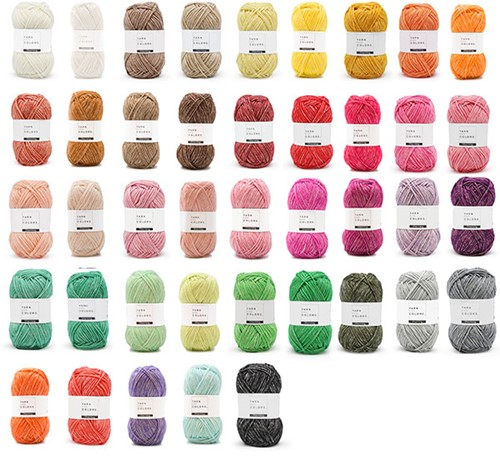 Yarn and Colors Charming Complete Colour Pack