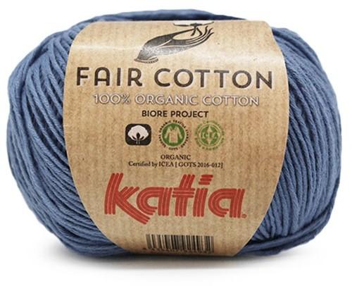 Fair Cotton Bolero Crochet Kit 2 46/48 Jeans