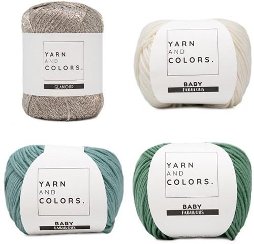 Chasing Sunsets Clothing CAL Crochet Kit 2 2XL/3XL