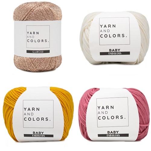 Chasing Sunsets Clothing CAL Crochet Kit 3 2XL/3XL