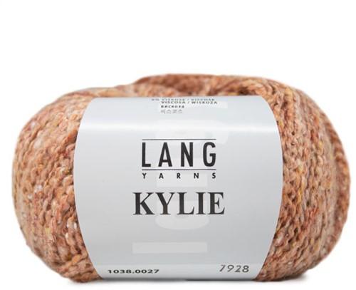Kylie Cardigan Knitting Kit 1 XL Apricot