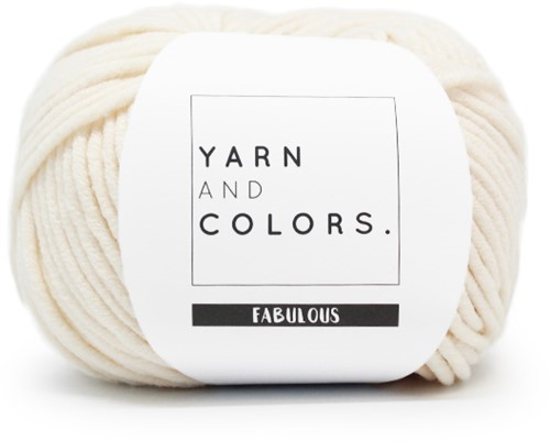 Yarn and Colors Loose Fit Jumper Knit Kit 1 S