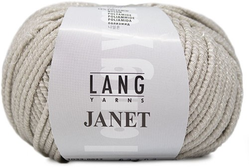 Janet Sweater Knitting Kit 2 L/XL