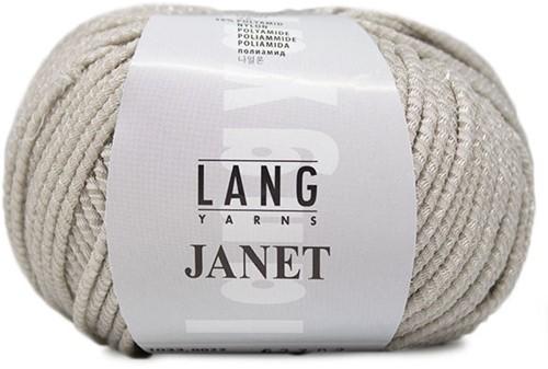 Janet Sweater Knitting Kit 2 S/M