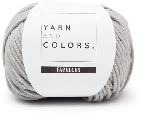 Yarn and Colors Loose Fit Jumper Knit Kit 3 S