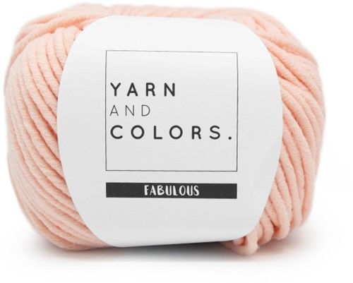 Yarn and Colors Loose Fit Jumper Knit Kit 2 S