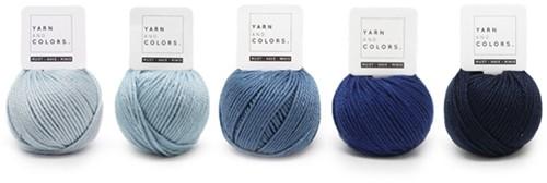 Yarnplaza Rainbow Baby Gym Crochet Kit 5 Cloudy (excluding baby gym)