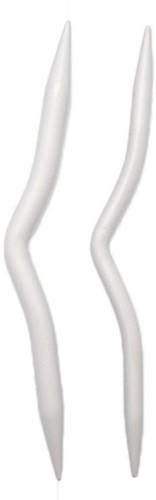 KnitPro Aluminium Cable Needles 6mm / 8 mm