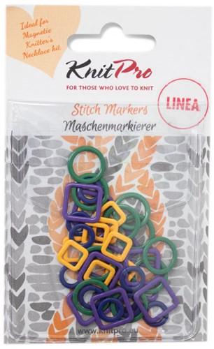 Knitpro Linea Stitch Markers