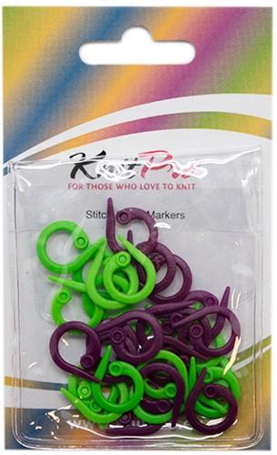 KnitPro Stitch Markers