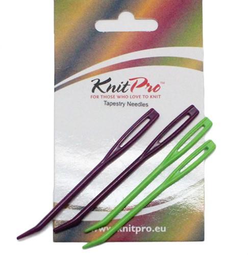 KnitPro Wool Needles Plastic