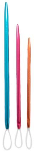 KnitPro Wool Needles Aluminium