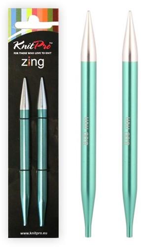 KnitPro Zing Interchangeable Circular Knitting Needles 3,75mm