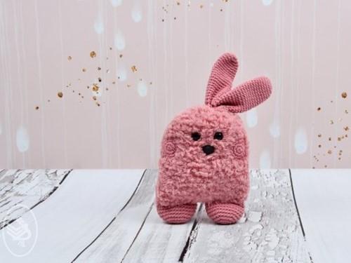 Crochet Pattern Rabbit Koko