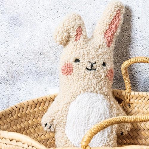 Bunny Punch Needle Kit
