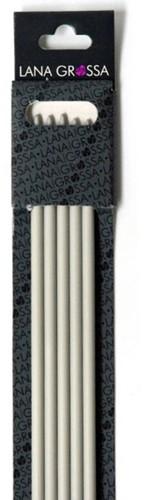 Lana Grossa 40cm plastic double pointed needles 7,5mm