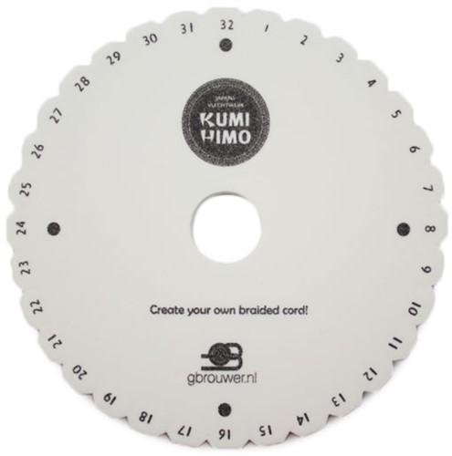 Kumihimo Disc Round 15cm