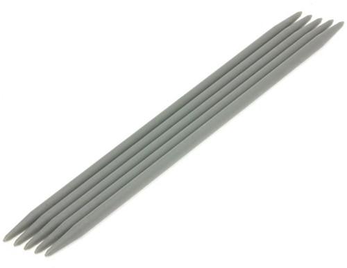 Lana Grossa 20 cm plastic double pointed needles 5,5mm