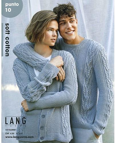 Lang Yarns Punto No. 10 Soft Cotton
