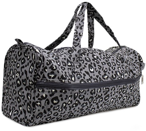 Knitting Bag Leopard