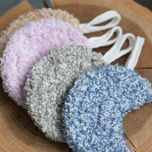 Crochet Pattern Pacifier Toy Moon