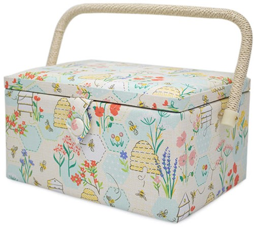 Sewing Basket Medium Sewing Bee