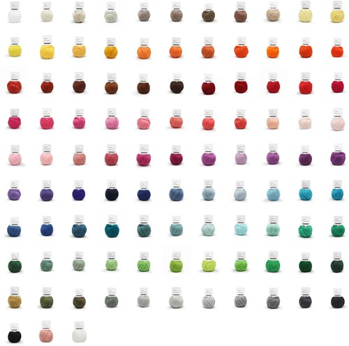 Yarn and Colors Must-Have Minis Complete Colour Pack