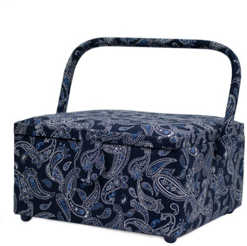 Sewing Basket Medium Bandana