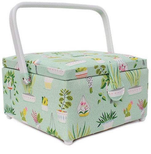 Sewing Basket Medium Plant Life
