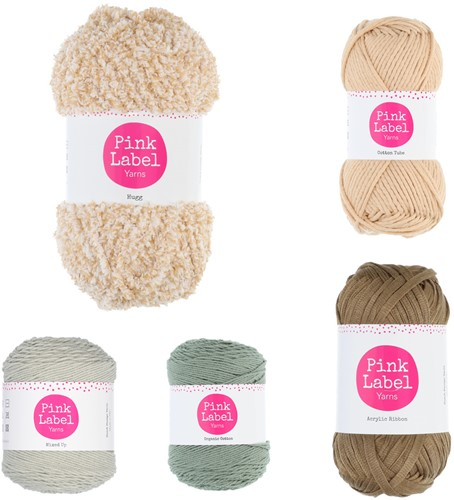Pink Label Introductory Yarn Pack 2