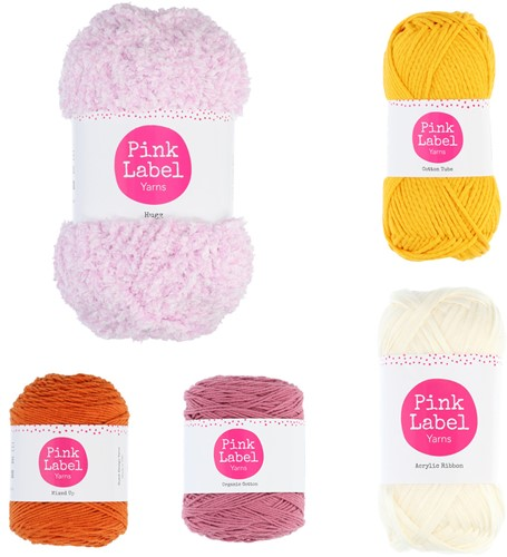 Pink Label Introductory Yarn Pack 1