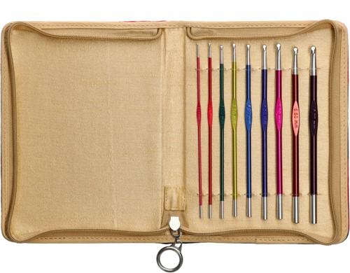 KnitPro Zing Crochet Hook Set 2.00 - 6.00mm