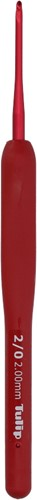Tulip Etimo Red Haaknaald 2.00mm