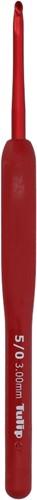 Tulip Etimo Red Crochet Hook 3.00mm