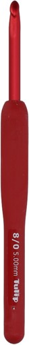 Tulip Etimo Red Crochet Hook 5.00mm