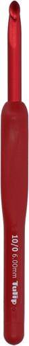 Tulip Etimo Red Crochet Hook 6.00mm