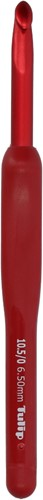 Tulip Etimo Red Haaknaald 6.50mm