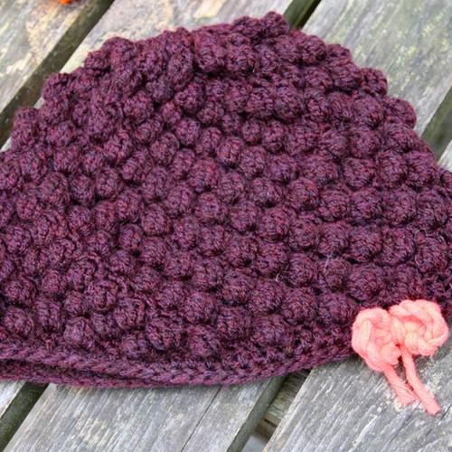 Crochet Pattern AM Alpaca Hat