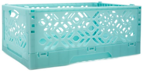 Yarnplaza Foldable Storage Crate Mint