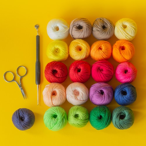Yarn and Colors Must-Have Mini CAL Yarn Kit