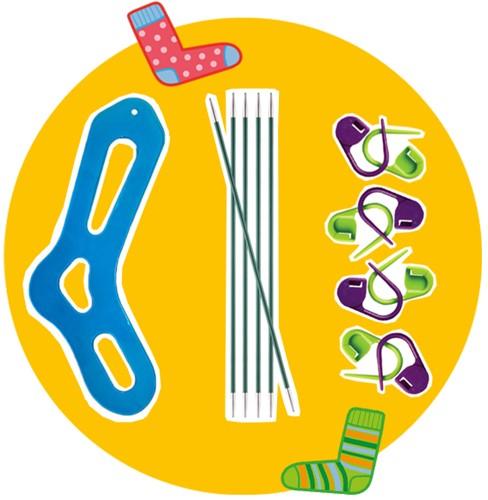 Sock Knitting Accessories Kit 2 L