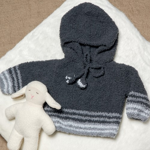 Knitting Pattern Phil Douce Baby Sweater